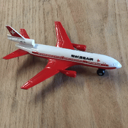 Matchbox SWISSAIR 1973 LESNEY