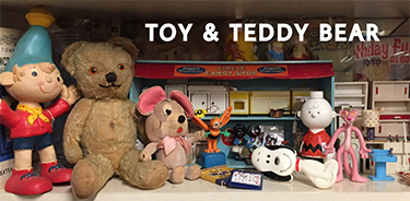 Toy & Teddy bear